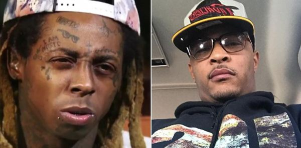 T.I. Says He Hasn't Spoken To Lil Wayne Since Dissing His Black Lives Matter Comments