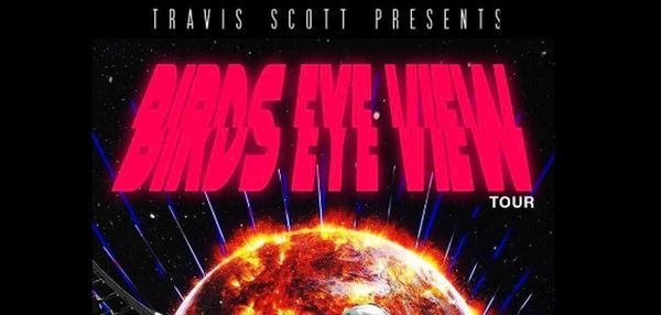 Travis Scott Announces 'Birds Eye View' Tour Dates