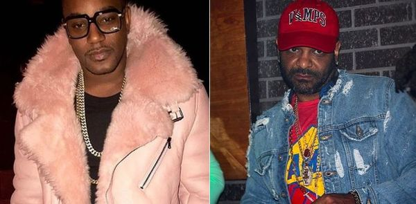 Jim Jones On Why He Didn't Jump In On Mase Vs. Cam'ron
