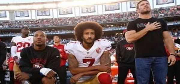 Donald Trump Says He's The Reason Colin Kaepernick Is Out Of A Job