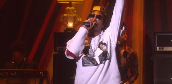 Future Performs 'Incredible' On 'Ellen'
