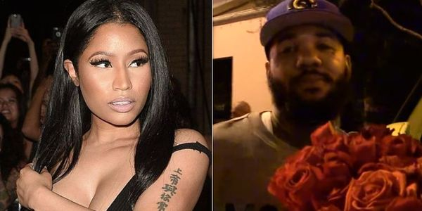The Game Keeps Making His Play For Nicki Minaj [VIDEO]