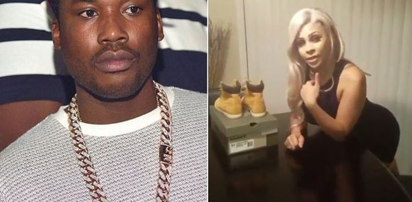 Woman Goes Off On Meek Mill For Saying She Wears Fake Timberlands