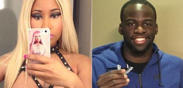 Draymond Green Wants Nicki Minaj To Shut Up About Lebron