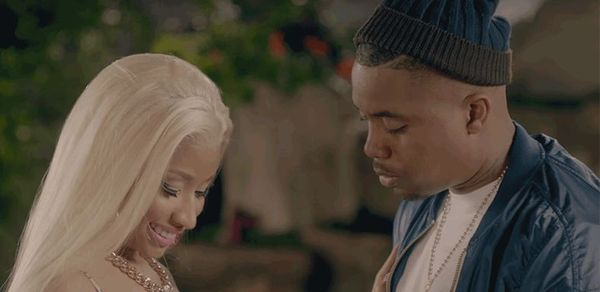Rumors Of Nicki Minaj & Nas Are Swirling