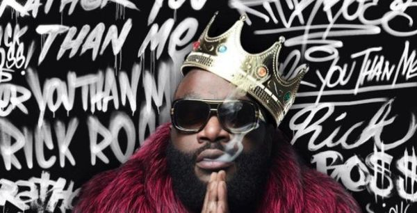 Rick Ross Calls Out Nicki Minaj & Meek Mill On 'Rather You Than Me'