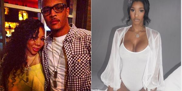 Tiny Responds To Bernice Burgos' Message About Sleeping With T.I.