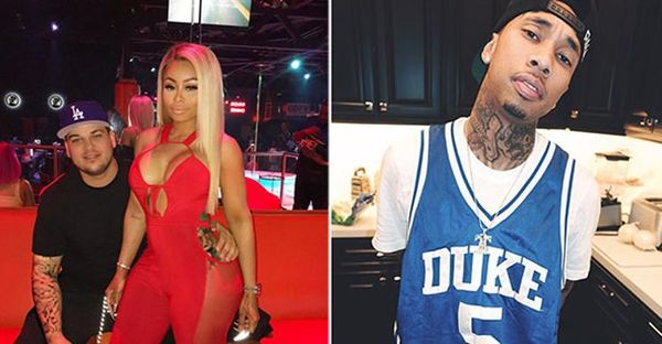 Apparently, Tyga & Rob Kardashian Are Ganging Up On Blac Chyna