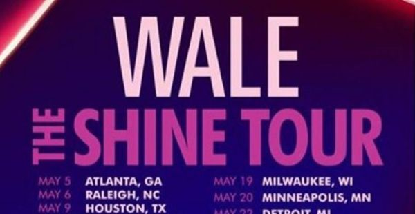 Wale Announces 'The Shine' Tour