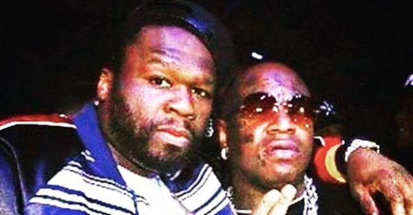 50 Cent Cosigns Birdman