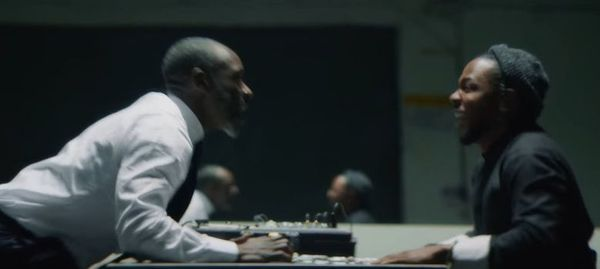 Kendrick Lamar Goes Hollywood In Video For 'DNA.'