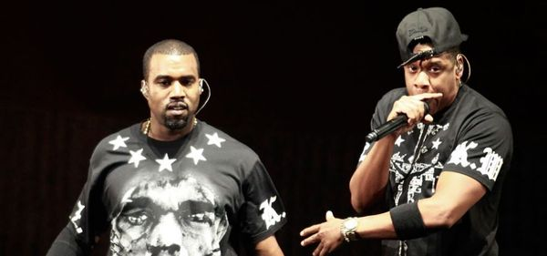 Kanye West And JAY-Z Meeting Up To Squash Beef?