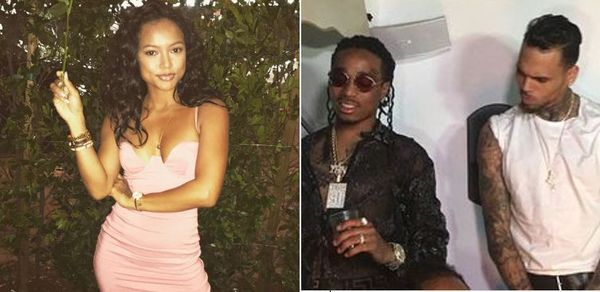 Karrueche Tran Finally Addresses Migo Dating Rumor [WATCH]