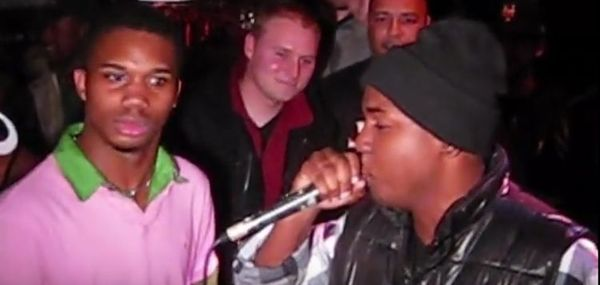 Watch A Young Kendrick Lamar Freestyle During A Charles Hamilton Show [VIDEO]