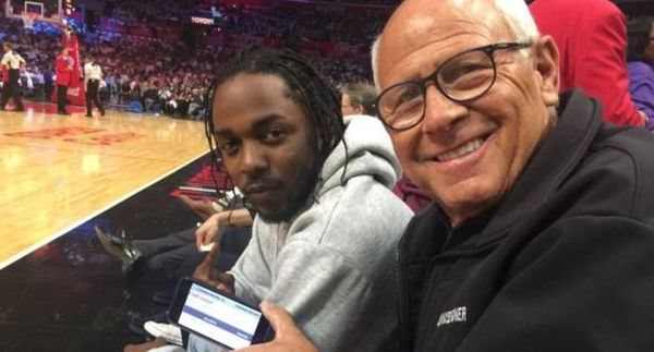 LAPD Police Commissioner & Kendrick Lamar Are Pals [VIDEO]