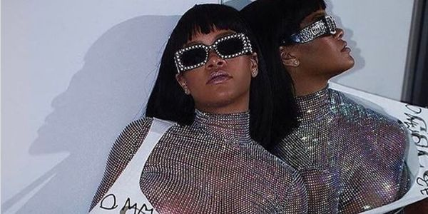 Rihanna Is The latest Coachella Nipple Flaunter [PHOTO]
