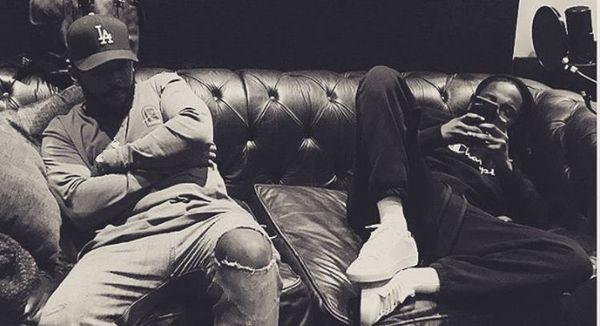 Kendrick Lamar Had His 'DAMN.' Producers Sleep In The Studio