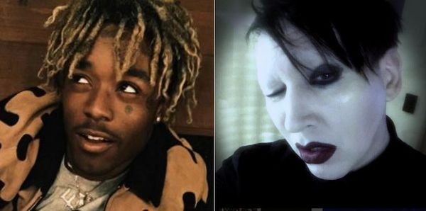 Lil Uzi Vert Got An Extremely Expensive Marilyn Manson Chain [PHOTO & VIDEO]
