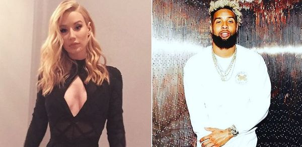 Iggy Azalea Addresses Odell Beckham Jr. Dating Rumor [VIDEO]