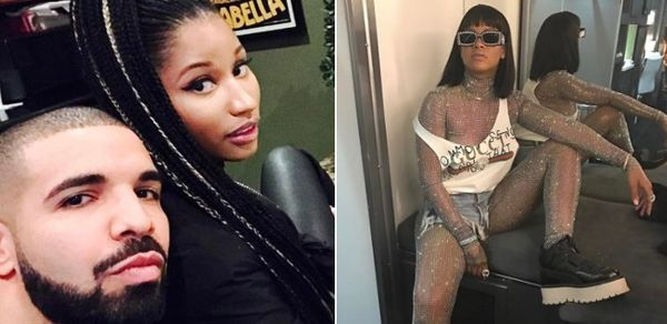 Report: Rihanna Hopes Nicki Minaj Gets Warning About Drake
