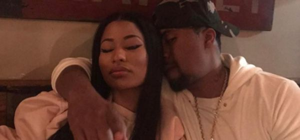 Report: Nicki Minaj Is Faking Relationship With Nas