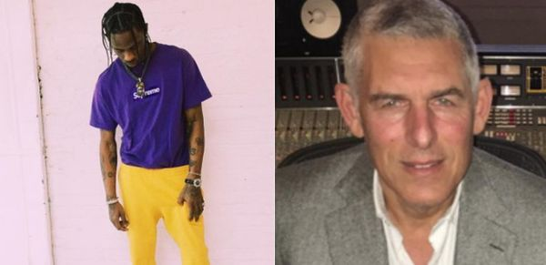 Lyor Cohen Hits Travis Scott With Big Lawsuit
