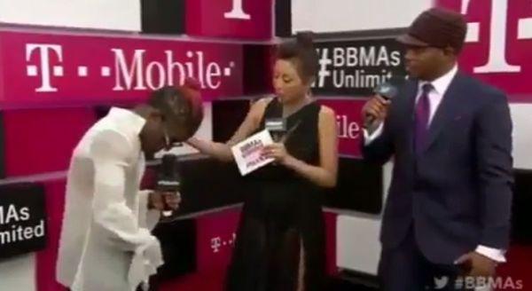 Lil Uzi Vert Defends Feminine Style  [VIDEO]