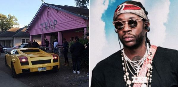 2 Chainz Wants To Save His Pink Trap House In Atlanta