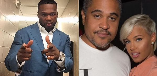 50 Cent Talks To Irv Gotti's Ex After Calling Her A Prostitute [WATCH]