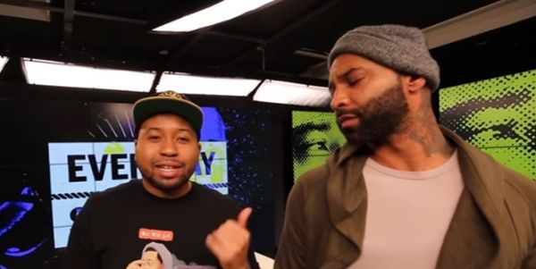"Joe Budden May Have Been Booted From ""Everyday Struggle"""