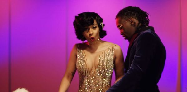 Cardi B And Offset Both Have Sex Tape Issues [VIDEOS]