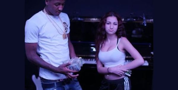 Is 'Cash Me Ousside' Girl Danielle Bregoli Messing With A Young Rapper?