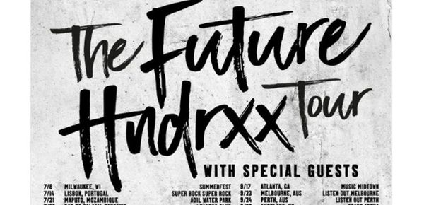 Future Announces 'The Future Hndrxx Tour'