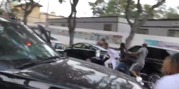 Safaree Was Jumped By Meek Mill's Crew; Taunts Meek Afterward [VIDEO]
