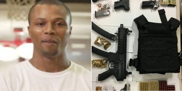 Sebastian Telfair Arrested With Small Arsenal Of Weapons