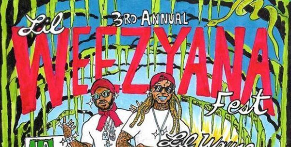 Lil Wayne Announces Lineup To Lil Weezyana Fest