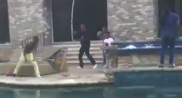 Boosie Badazz & His Son Kill The F*ck Out Of Frog [VIDEO]