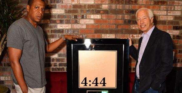 JAY-Z's '4:44' Has Already Hit Huge Sales Milestone