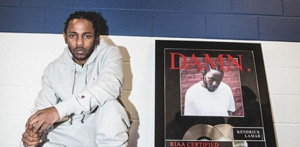 Kendrick Lamar Thanks Fans For Massive 'DAMN.' Numbers
