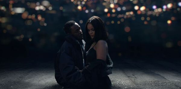 Here Are The Visuals For Kendrick Lamar Ft. Rihanna Track 'Loyalty'