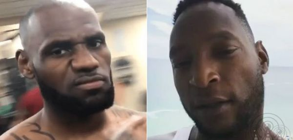 Lebron's Mom's Rapper Ex Husband Is Using Kyrie Irving To Troll James