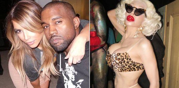 Kanye's Camp Denies He Was Involved With Transgender Model Before Kim