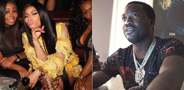 Nicki Minaj Took IG Shot At Meek Mill & He Comes Right Back