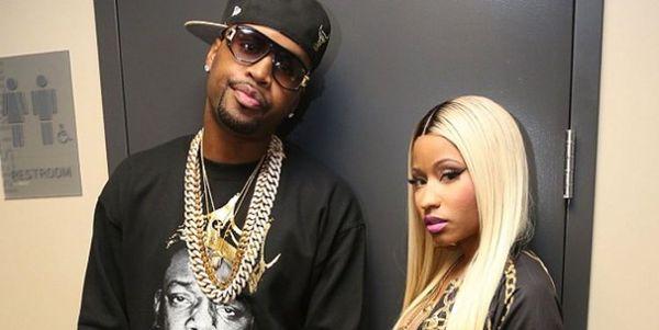 Safaree Claims Hack After Embarrassing Nicki Minaj Tweet