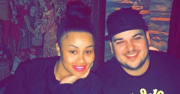 Rob Kardashian Cuts Off Blac Chyna Financially And She's Fine With It