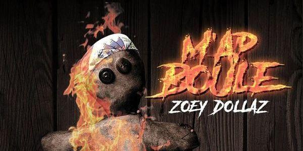 """Zoey Dollaz Drops """"M'ap Boule"""" Project"""