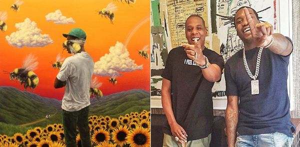 Tyler, The Creator Accuses Tidal & Meek Mill Of Cheating His Album Out Of #1