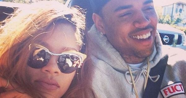 Report: Despite Social Media Activity, Chris Brown and Rihanna Aren't Friends