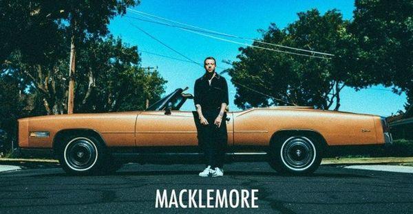 Macklemore Reveals Cover And Tracklist For 'Gemini' Album