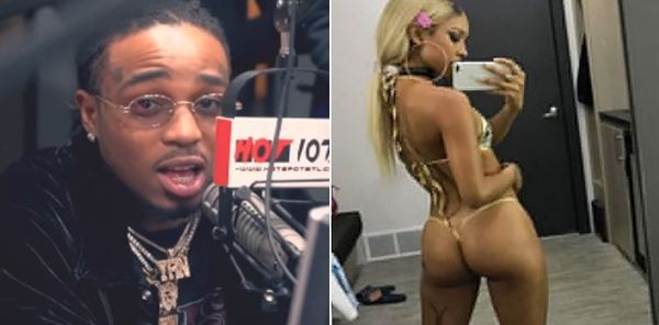 Quavo Sticks Up For His Girl Karrueche After Body Shaming Comments